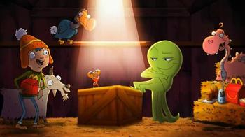 McDonald's Happy Meal TV Spot, 'Ant vs. Octopus' - Thumbnail 3