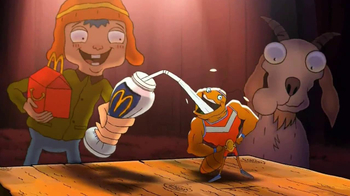 McDonald's Happy Meal TV Spot, 'Ant vs. Octopus' - Thumbnail 4