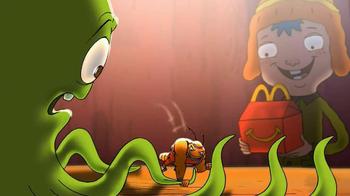 McDonald's Happy Meal TV Spot, 'Ant vs. Octopus' - Thumbnail 7