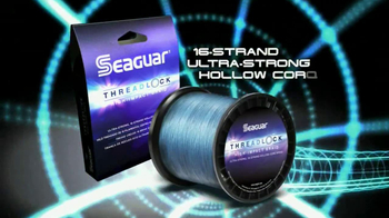 Seaguar Threadlock TV Spot