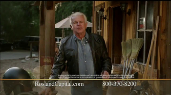 Rosland Capital TV Spot, 'Open Road' - Thumbnail 8