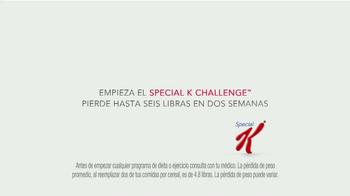 Special K TV Spot, 'Escala de Peso' Letra por Salme Dahlstrom [Spanish] - Thumbnail 5