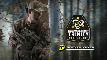 ScentBlocker Trinity Technology TV Spot, 'Odor Adsorption'