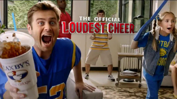 Zaxby's TV Spot, 'Official Chicken of Sports Fanz'