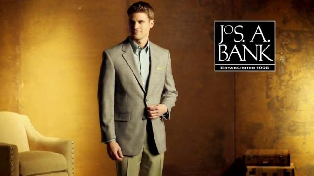 JoS. A. Bank TV Commercial, 'Sportcoats and Pants'
