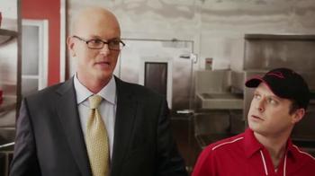 Pizza Hut Wing Street TV Spot, 'TwoPeat' Featuring Scott Van Pelt - Thumbnail 4
