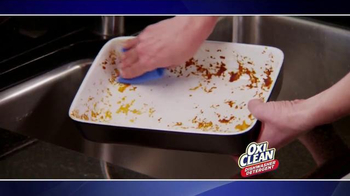 OxiClean Dishwasher Detergent TV Spot - Thumbnail 5