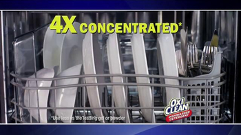 OxiClean Dishwasher Detergent TV Spot - Thumbnail 7