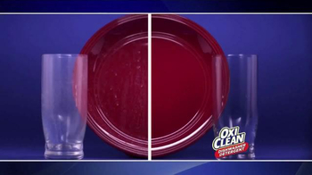OxiClean Dishwasher Detergent TV Spot - Thumbnail 8