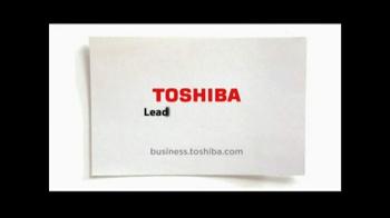 Toshiba TV Spot, 'Technology Needs People' - Thumbnail 10