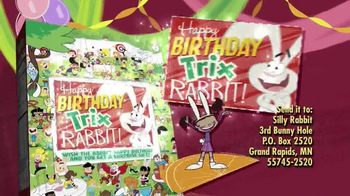 Trix TV Spot, 'Birthday Party' - Thumbnail 9