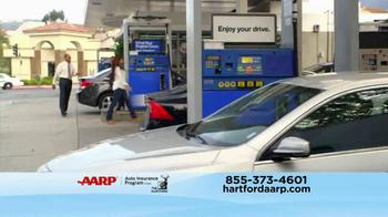 AARP Hartford Auto Insurance TV Spot - Thumbnail 1