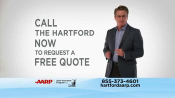 AARP Hartford Auto Insurance TV Spot - Thumbnail 10