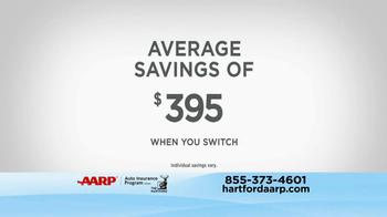 AARP Hartford Auto Insurance TV Spot - Thumbnail 4