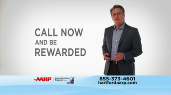 AARP Hartford Auto Insurance TV Spot