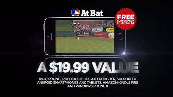 MLB Network At Bat TV Spot