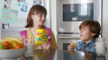 EGGO Bites TV Spot, 'Easy Morning' - 2978 commercial airings