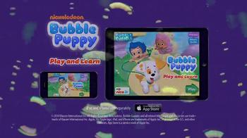 Nickelodeon TV Spot, 'Bubble Puppy' - Thumbnail 10
