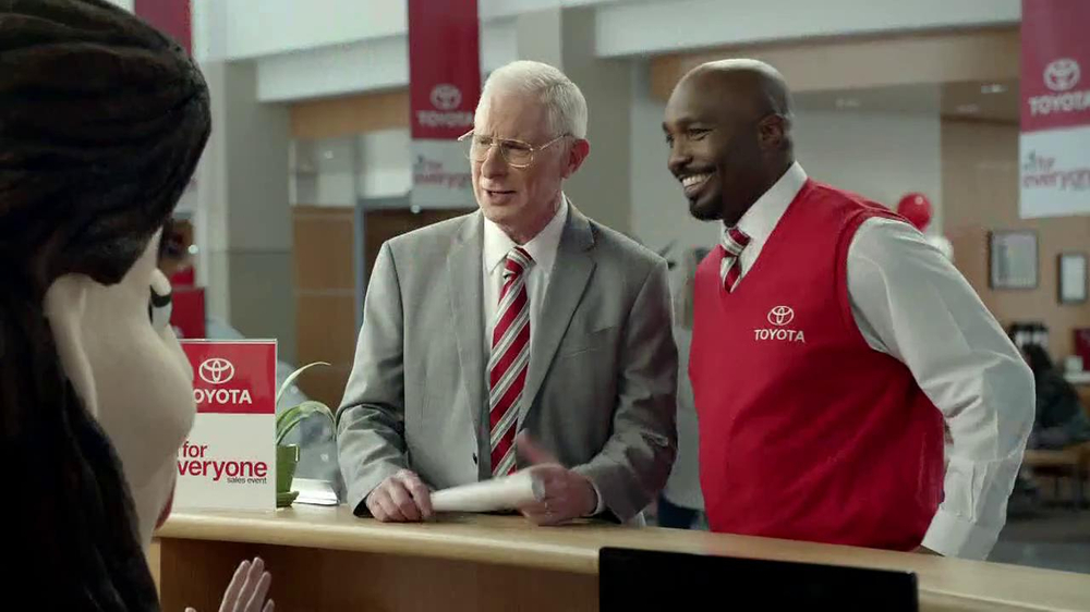Toyota #1 For Everyone Sales Event TV Commercial, 'Coach T ...