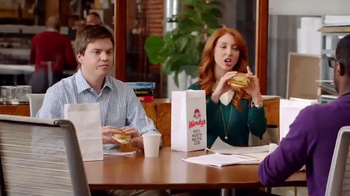 Wendy's Cod Sandwich TV Spot - Thumbnail 1
