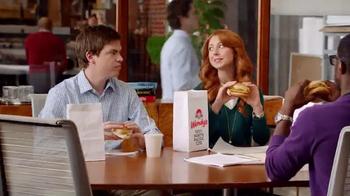 Wendy's Cod Sandwich TV Spot - Thumbnail 2