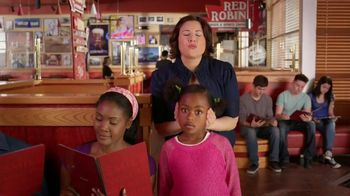 Red Robin DGB TV Spot, \'Damn Great Burger\'