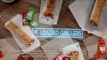 Taco Bell Happier Hour TV Spot, 'Happy Hour Date' - Thumbnail 9