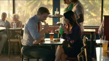 Taco Bell Happier Hour TV Spot, 'Happy Hour Date'
