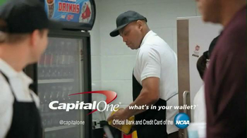 Capital One Venture TV Spot, 'Bobblehead' Featuring Charles Barkley - Thumbnail 10