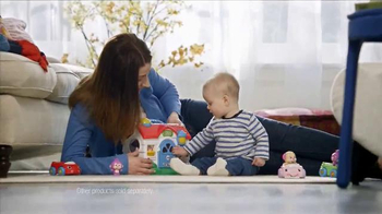 Fisher Price Laugh & Learn Puppy's Activity Home TV Spot - Thumbnail 2