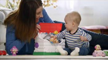 Fisher Price Laugh & Learn Puppy's Activity Home TV Spot - Thumbnail 3