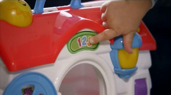 Fisher Price Laugh & Learn Puppy's Activity Home TV Spot - Thumbnail 4