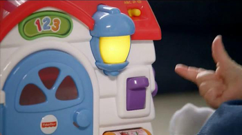 Fisher Price Laugh & Learn Puppy's Activity Home TV Spot - Thumbnail 6