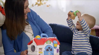 Fisher Price Laugh & Learn Puppy's Activity Home TV Spot - Thumbnail 7