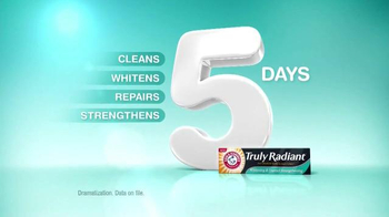 Arm and Hammer Truly Radiant TV Spot, 'Strength, Beauty' Ft. Alison Sweeney - Thumbnail 6