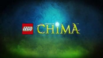 lego legends of chima tv commercial rhino vs scorpion