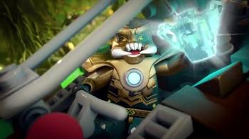 LEGO Legends of Chima TV Spot, 'Rhino vs. Scorpion'