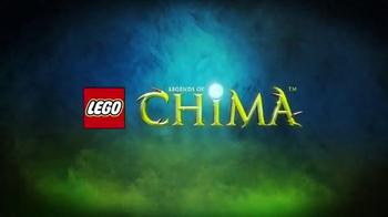 LEGO Legends of Chima Legendary Beasts TV Spot, 'Beast vs Scorpion' - Thumbnail 1