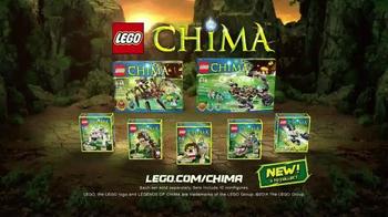 LEGO Legends of Chima Legendary Beasts TV Spot, 'Beast vs Scorpion' - Thumbnail 10