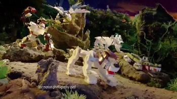 LEGO Legends of Chima Legendary Beasts TV Spot, 'Beast vs Scorpion'