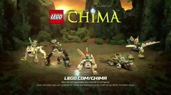 LEGO Legends of Chima Legendary Beasts TV Spot, 'Beast vs Scorpion' - Thumbnail 9