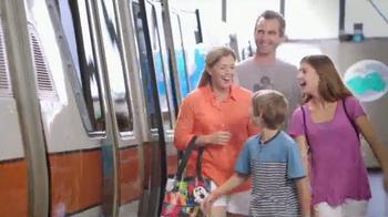 Disney Parks & Resorts TV Spot, 'The Best Part' - Thumbnail 3