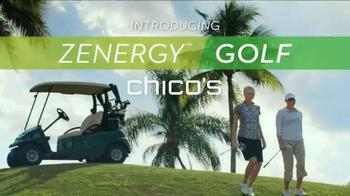 Chico's TV Spot, 'Zenergy Golf' - Thumbnail 1