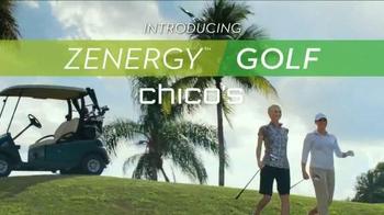 Chico's TV Spot, 'Zenergy Golf' - Thumbnail 2