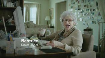 Esurance TV Spot, 'Beatrice: Dialer Upper' - 4308 commercial airings