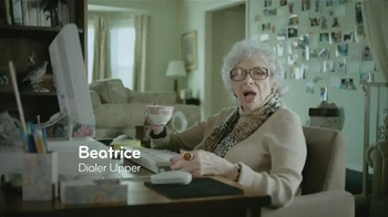 Esurance TV Spot, 'Beatrice: Dialer Upper' - Thumbnail 1