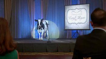 Real California Milk TV Spot, 'Part of the Family: Wedding'