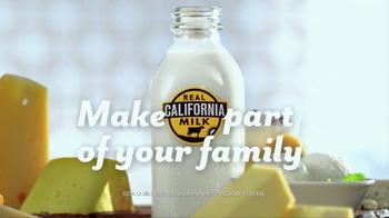 Real California Milk TV Spot, 'Part of the Family: Wedding' - Thumbnail 9