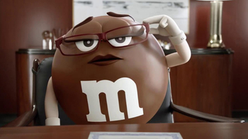 GEICO and M&M's TV Spot, '15 Minutes' - Thumbnail 1