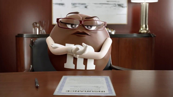 GEICO and M&M's TV Spot, '15 Minutes' - Thumbnail 6
